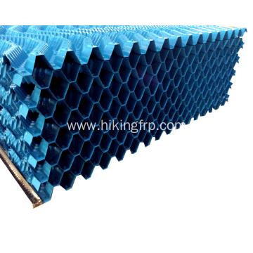 S Wave PVC Cooling Tower Fill